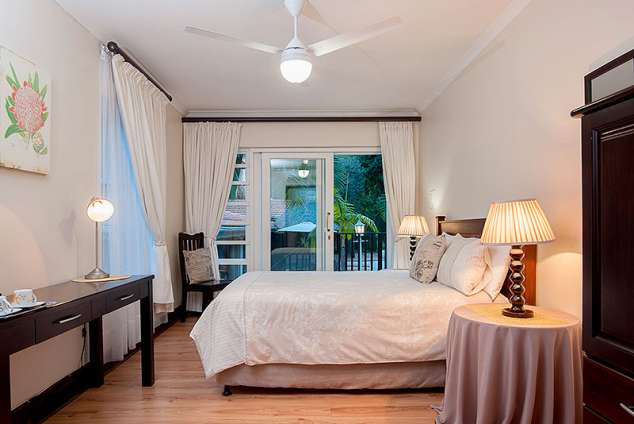 application for accommodation in guest house