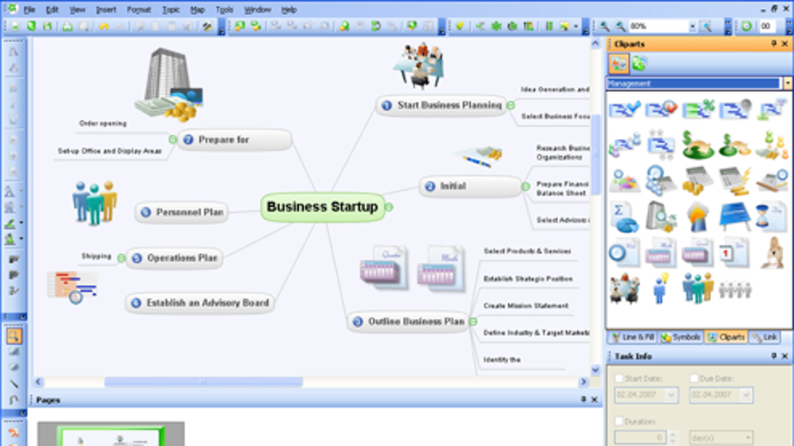 mind mapping application for windows