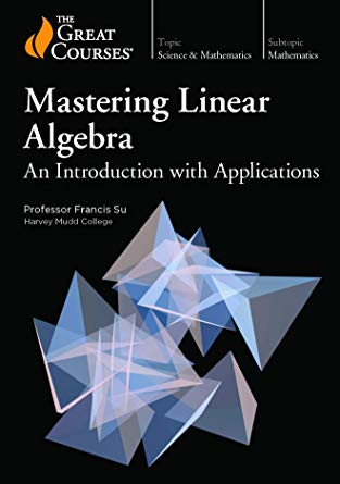 applications of linear algebra in computer science