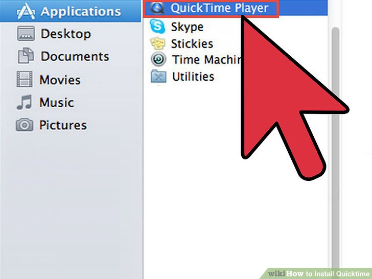 please install apple application support quicktime windows 10