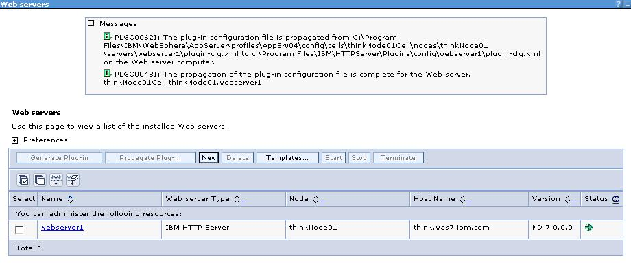 mq configuration in websphere application server