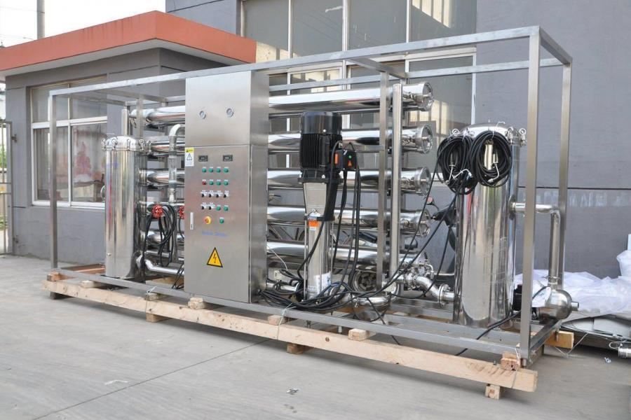 reverse osmosis industrial applications and processes