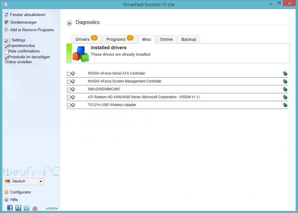 toshiba application and driver installer 9.0 download