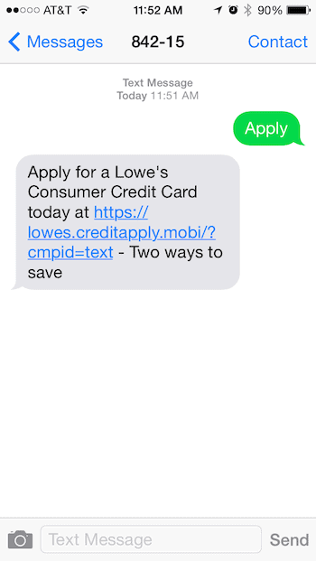 track anz credit card application